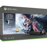 Herní konzole Microsoft Xbox One X 1 TB   STAR WARS Jedi: Fallen Order
