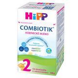 HiPP 2 BIO Combiotik Pokračovací kojenecké mléko od 6 - 12 měsíců 500 g