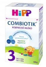 Hipp 3 Bio Combiotik Junior Pokračovací Mkv 600g