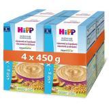 HiPP PRAEBIOTIK vícezrnná se švestkami 4× 450 g