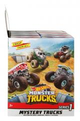 Hot Wheels monster truck mini auto