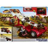 Hot Wheels Monster Trucks Závod z kopce 2v1