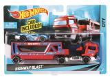 Hot Wheels náklaďák
