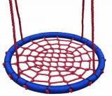 Houpací kruh  červeno-modrý