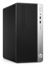 HP ProDesk 400 G6 MT, i3-9100, IntelHD, 4GB, HDD 1TB, DVDRW, W10Pro, 1-1-1, 7EL64EA#BCM