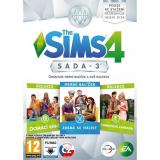 Hra EA PC The Sims 4 Bundle Pack 3