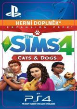 Hra EA PlayStation 4 The Sims 4 Základní hra   Psi a Kočky, 5035225123338