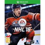 Hra EA Xbox One NHL 18