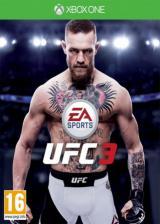 Hra EA Xbox One UFC 3, 1034667