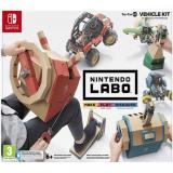 Hra Nintendo SWITCH Labo Vehicle Kit,