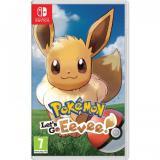 Hra Nintendo SWITCH Pokémon Let`s Go Eevee!,