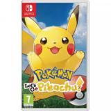 Hra Nintendo SWITCH Pokémon Lets Go Pikachu!,