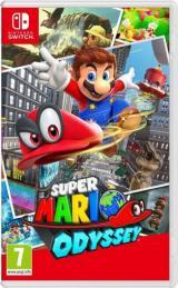 Hra Nintendo SWITCH Super Mario Odyssey