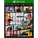Hra RockStar Xbox One Grand Theft Auto V - Premium Edition