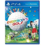 Hra Sony PlayStation 4 Everybodys Golf