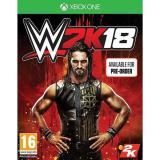 Hra Take 2 Xbox One WWE 2K18