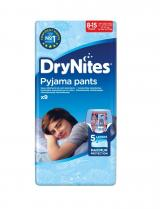 Huggies DryNites Boy 8-15 let 27-57 kg absorpční kalhotky 9 ks