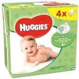 HUGGIES Natural Care Quatro Pack