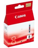 Inkoust Canon Ink CLI-8R červený, 0626B001