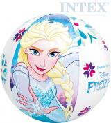 INTEX Míč dětský nafukovací 51cm Frozen  plážový 58021