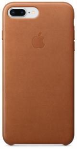 iPhone 8 Plus / 7 Plus Leather Case - Saddle Brown
