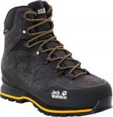Jack Wolfskin pánská obuv Wilderness XT Texapore Mid M  45 šedá