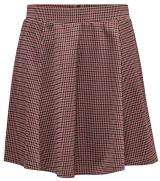 Jacqueline de Yong Dámská sukně JDYHALEY SKIRT JRS Natural Checks M