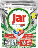 Jar kapsle na nádobí Platinum Plus Yellow 30ks