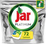 Jar kapsle na nádobí Platinum Yellow 72ks