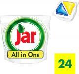Jar kapsle na nádobí Yellow 24ks