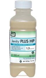 Jevity PLUS HP perorální roztok 1 x 500ml 1.3 kcal/ml,Jevity PLUS HP perorální roztok 1 x 500ml 1.3 kcal/ml