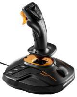 Joystick Thrustmaster T16000M FCS pro PC černý/oranžový