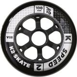 K2 100 mm SPEED WHEEL 4-PACK
