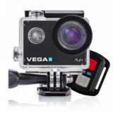 """Kamera Niceboy VEGA 5 fun 4K@30 fps, 16 Mpx, 2"""" LCD, WiFi, české menu, dálkové ovládání"""