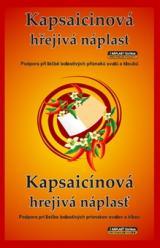 Kapsaicinová hřejivá náplast 7x10cm 1ks,Kapsaicinová hřejivá náplast 7x10cm 1ks