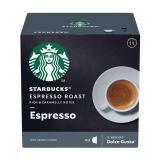 Kapsle pro espressa Starbucks DARK ESPRESSO ROAST 12Caps