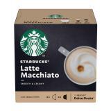 Kapsle pro espressa Starbucks LATTE MACCHIATO 12Caps