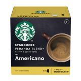 Kapsle pro espressa Starbucks VERANDA BLEND 12Caps