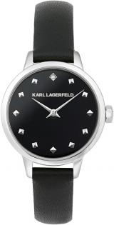 Karl Lagerfeld Klassic Round Studded 5513093