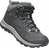KEEN dámská treková obuv Terradora II MID WP  38 šedá