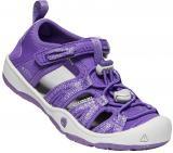 KEEN Dětské sandále MOXIE SANDAL KIDS 1022895 royal purple/vapor 24
