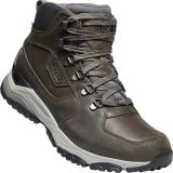 KEEN Pánské kotníkové boty Innate Leather Mid Wp M Almond 45