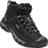 KEEN Pánské kotníkové boty Targhee Exp Mid Wp M Black/Steel Grey 45