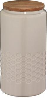 Kela Dóza MELIS keramika 1.3l šedá - zánovní