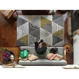 Koberec vhodný i na ven Universal Amy Grey, 120 x 170 cm
