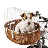 Košík na kolo s ochrannou mřížkou Maxi: cca D 70 x Š 46 x V 40 cm