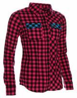 Košile Woox Flannel Ladies - červená, 42