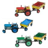 Kovap traktor a valník