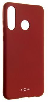 Kryt na mobil FIXED Story pro Huawei P30 Lite červený