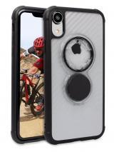 Kryt na mobil Rokform Crystal Clear pro Apple iPhone XR průhledný